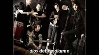 "Simple Plan ""God Must Hate Me"" subtitulada al español"