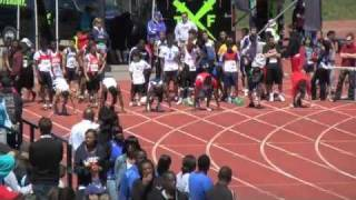Shaquille Murray-Lawrence Sir Wilfrid Laurier CI (Track Highlights)