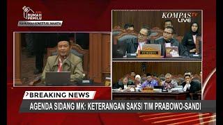 Download Hakim MK ke Saksi Tim Prabowo: Jangan Emosi, Pak! Mp3 and Videos