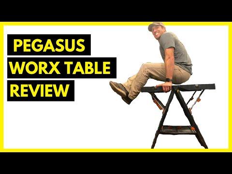 The Worx Pegasus Work Bench Review