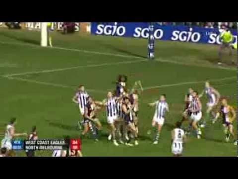 Nic Nat wins it after the siren - AFL