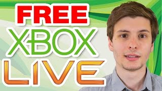 How to Get Xbox Live for Free - (Xbox 360 & Xbox One)