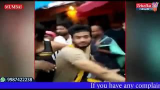 Tiktok star Adnan and Saddu Team 07 beaten by public in Dharavi