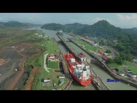 Video Sacyr. Panama Canal. Expansion