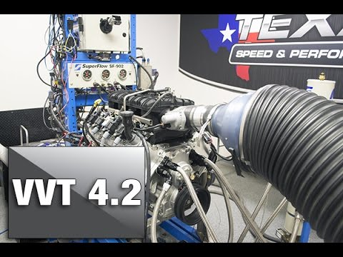 Texas Speed & Performance's New Line Of VVT L99 Cams Add 100+ HP