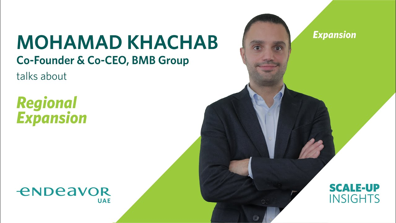 Mohamad Khachab Talks About Regional Expansion