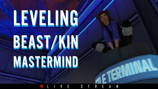 Beast/Kin Mastermind Leveling: Death from Below & Drowning in Blood