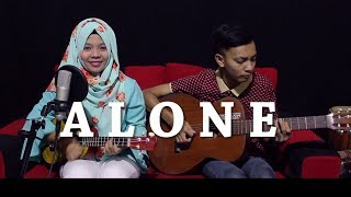 Alan Walker Alone Cover by ferachocolatos ft gilang