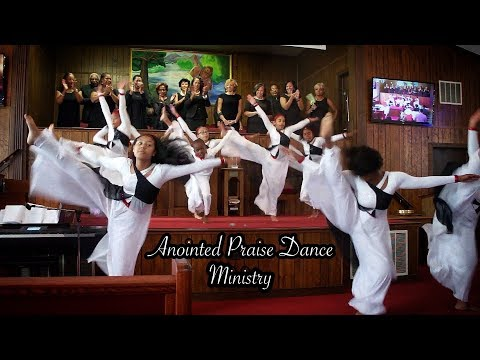 You're Bigger | Anointed Praise Dance Ministry