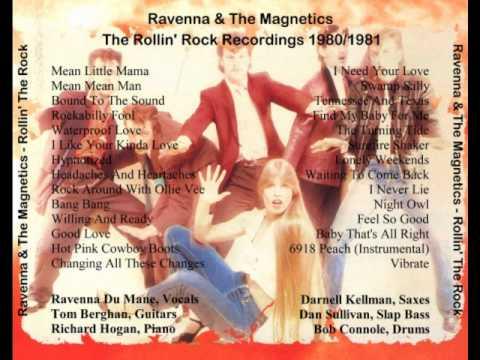 Ravenna & The Magnetics - Mean Little Mama