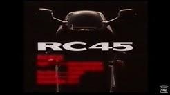 Castrol Honda RC45 - Running For Victory