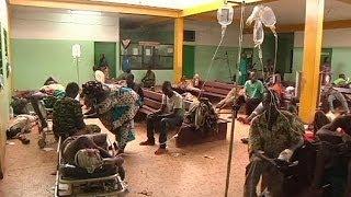Près de 300 morts dans les rues de Bangui : les soldats français déployés