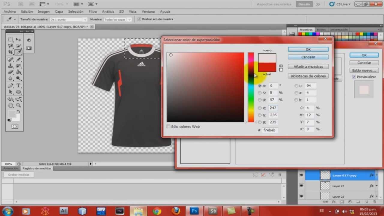 Dise o camiseta deportiva en photoshop cs5 templates for Programa para disenar en 3d en espanol gratis