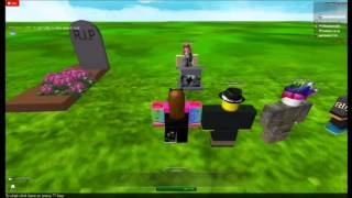 [ROBLOX] Andalite funeral