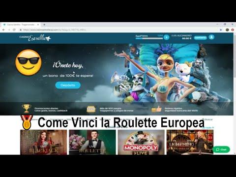 🥇 Come Vinci la Roulette Europea in ITALIA/ STRATEGIA VINCENTE✔