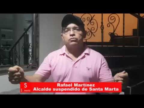 Andrés Rugeles, aculillado: Caracol Radio Santa Marta