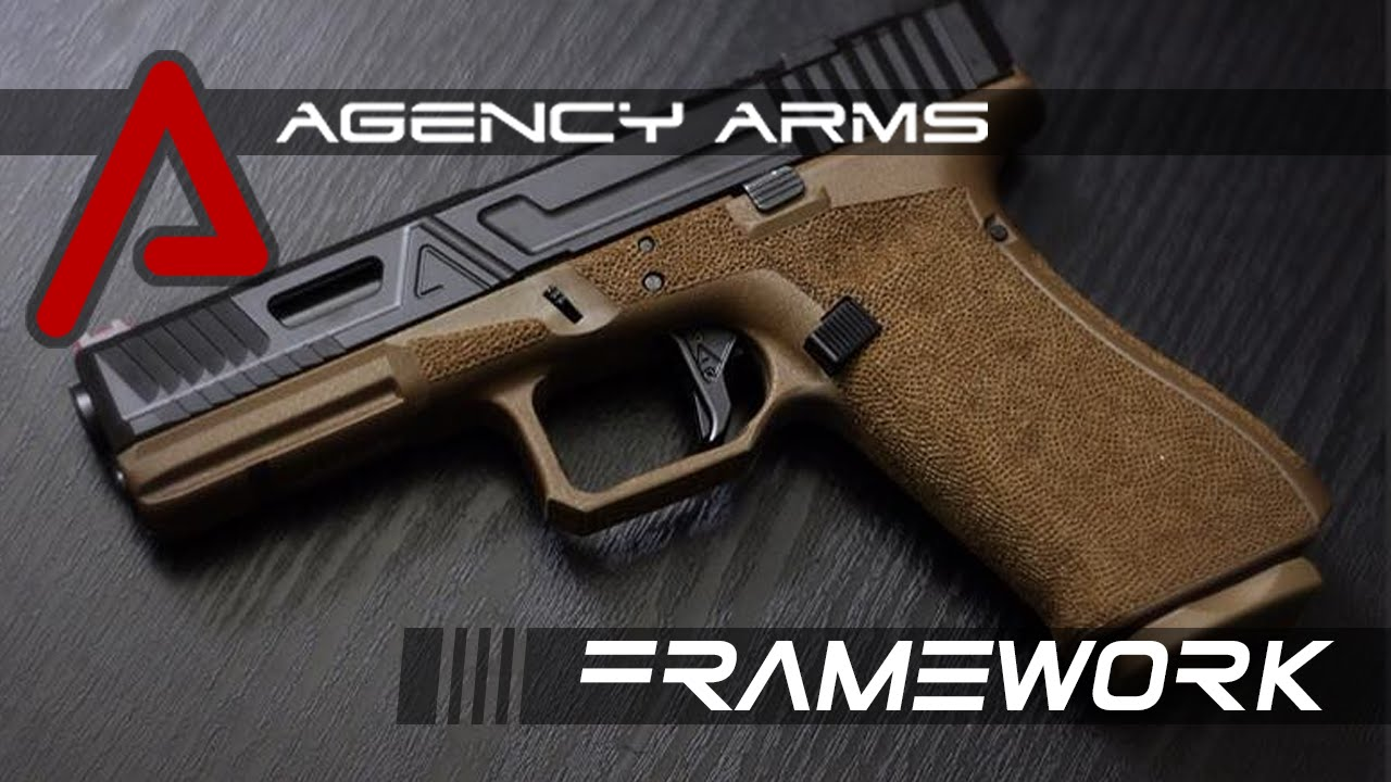 Agency Arms Frames - YouTube