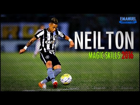 Neilton Mestzk ● Magic Skills & Goals ● Botafogo ● 2016 ● HD ●