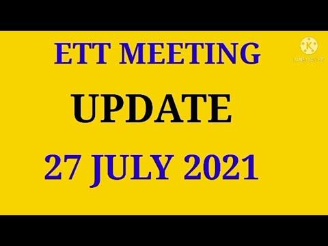 Download ETT 2364 MEETING UPDATE||
