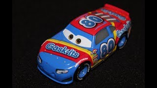 Mattel Disney Cars 3 Rex Revler (Gask-its #80) Piston Cup Racer Die-cast