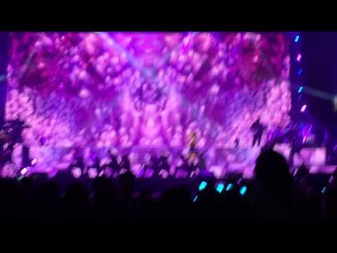Ariana Grande Concert~Times Union Center~Bang Bang~7/31/15