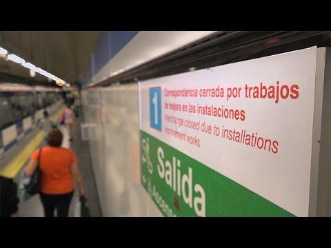 Reporteros 360: Metro De Madrid. Línea 1