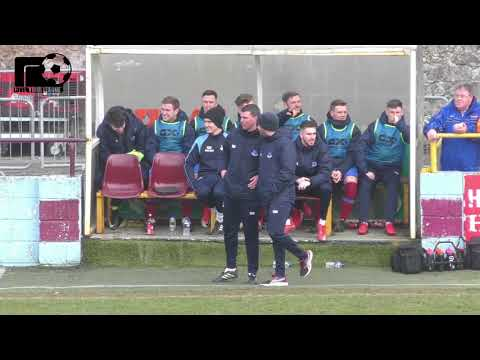 SSE AIRTRICITY FIRST DIV: Drogheda United 6-0 Athlone Town (11/3/18)