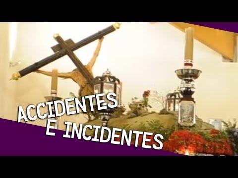 ACCIDENTES E INCIDENTES - Semana Santa