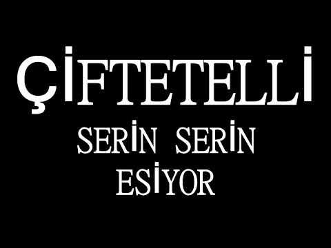 ÇİFTETELLİ ESİYOR