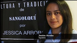 Exposición Urin Chillo, Cultura y Tradición de Jessica Arrobo