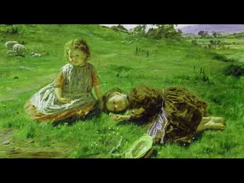 The Green children from the land of Saint Martin.