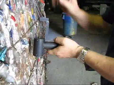 Baling Wire Twister Tool - YouTube