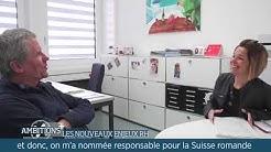 Ambitions 4, émission 5 - reportage Météo Suisse