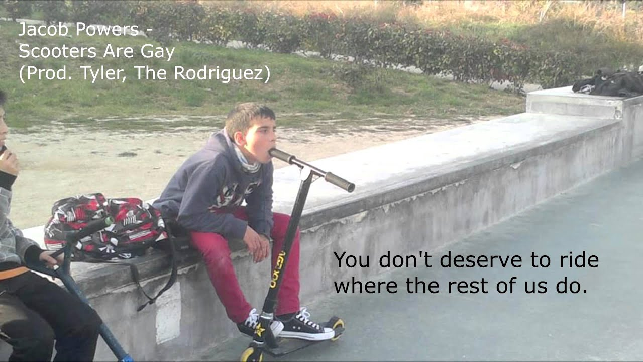 scooter gay