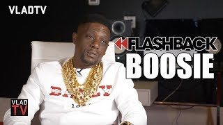 Boosie Calls Tekashi 6ix9ine the Devil for Working with the Feds (Flashback)