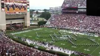 Jackson State Band at Mississippi State