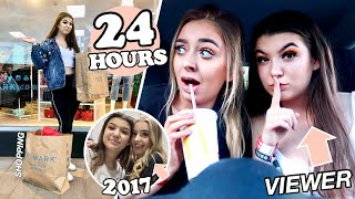 I let a VIEWER control my LIFE for a DAY! *SHE MADE ME DO WH...