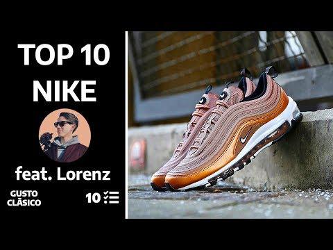 Los 10 Nike más icónicos de la historia | feat. Lorenz