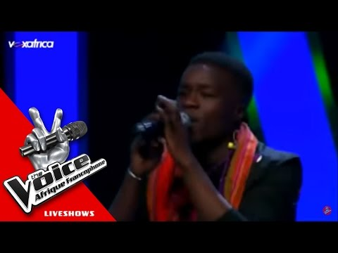 Salihou - Am I wrong | (The Voice Afrique francophone 2016 - GrandShow 1)