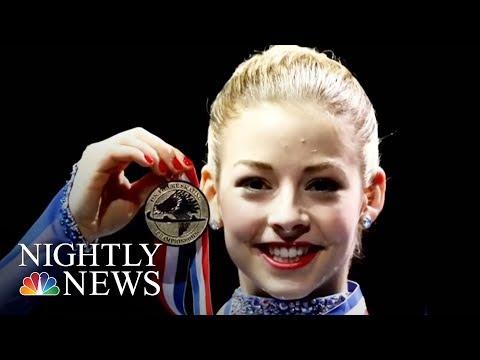 Olympian Gracie Gold To 'Seek Some Professional Help' | NBC Nightly News