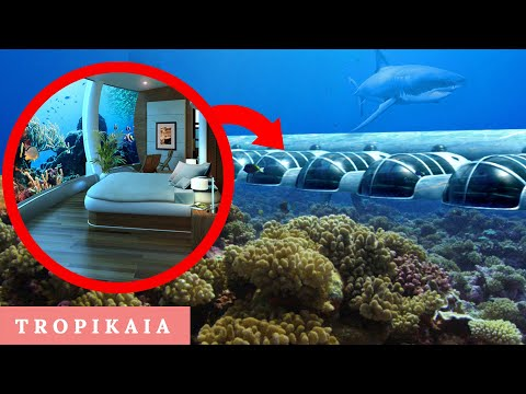 FIJI UNDERWATER HOTEL: Is The Poseidon Undersea Resort Real?