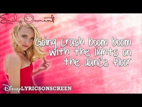 Emily Osment  All the Boys Want Lyrics  HD