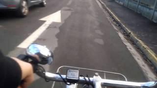Vélo Motobécane avec moteur Hoverboard couplage étoile
