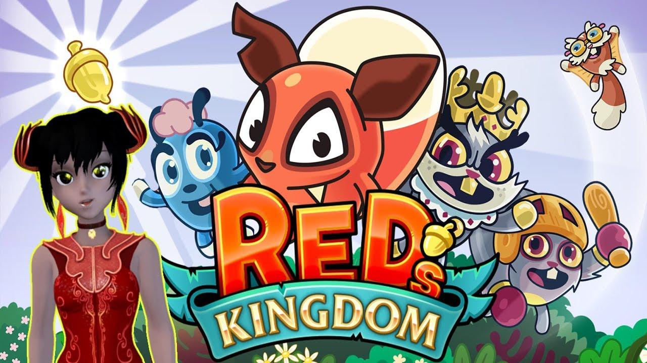 ОРЕШКИ) РЫЖЕГО СПАСАЕМ ► Red's Kingdom