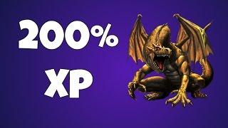 War Dragons - 200% Extra XP!
