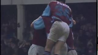 West Ham 1-0 Chelsea 2nd October 1993