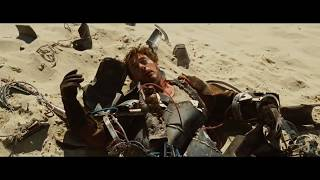 Iron Man   ''My Turn''   Escaping the Cave  Movie CLIP HD Fight Scene