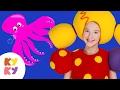 ПОДВОДНАЯ ЛОДКА КУКУТИКИ Развивающая песенка мультик детей малышей про море океан подводный мир mp3