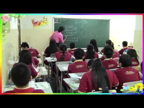 The Asian International School - Subject: Math - Class: S3 - Teacher - GEETHA
