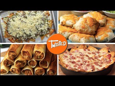 12 Amazing Tortilla Twists | Tortilla Hacks | Twisted